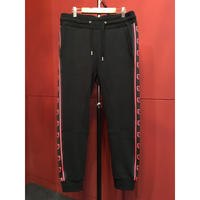 Bennu(ヴェンヌ)110710501/Bennu Logo Line Jogger sweat Pants