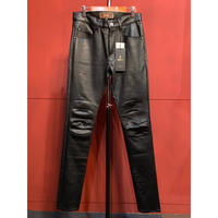 Bennu(ヴェンヌ)/Stretch Leather Skinny Pants