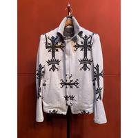 kiryuyrik/High Collar Short Jacket