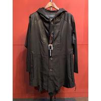 BLACK HONEY CHILI COOKIE/Processing Layered Parka Cardigan/ 2902203
