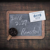 ditto BLEND No.0 [ 2016.2.27 Roasted ] - 200g -