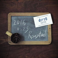 ditto BLEND No.0 [ 2016.1.23 Roasted ] - 200g -