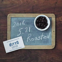 ditto BLEND No.0 [ 2016.5.21 Roasted ] - 200g -
