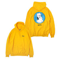 HT-W198005  / HONEY POT PULLOVER HOODIE ft 4D7S - GOLD