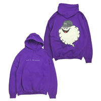 HT-W230001  / BIG CLOUDON HOODIE - PURPLE
