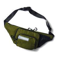 HT-G198001 / MULTI POCKET BODY BAG ft Lafayette - OLIVE