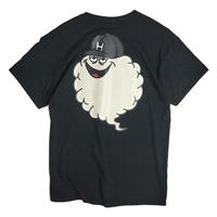 HT-W181003  / BIG CLOUDON S/S Tee - BLACK