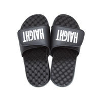 HT-G168001 / SHOWER SANDAL - BLACK