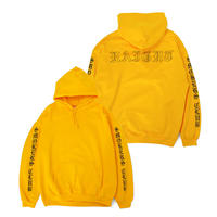 HT-W230004 / SMOKERS CLUB HOODIE - GOLD