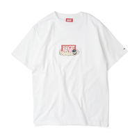 HT-W188002 / HAIGHT×CLEOFUS TEE - WHITE