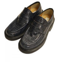 JieDa LEATHER LOAFERS Jie-20W-GD01-B