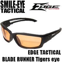 EDGE TACTICAL BLADE RUNNER Tigers eye