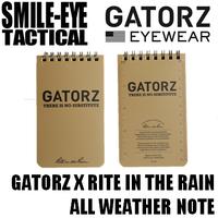 GATORZ X RITE IN THE RAIN ALL WEATHER NOTE