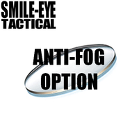 ANTI-FOG OPTION