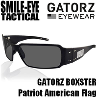 GATORZ BOXSTER Patriot American Flag / Smoked Polarized
