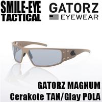 GATORZ MAGNUM 2.0 Cerakote TAN/Glay POLA