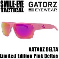 GATORZ DELTA  Limited Edition Pink Deltas