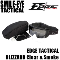 EDGE TACTICAL BLIZZARD Clear & Smoke