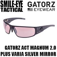 GATORZ MAGNUM 2.0 NXT HCD ACT PLUS VARIA  SILVER MIRROR