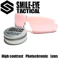 ESS Cross Series High contrast Photochromic  Lens