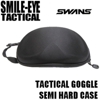 SWANS TACTICAL GOGGLE SEMI HARD CASE