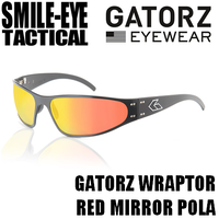 GATORZ WRAPTOR RED MIRROR POLA