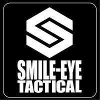 SMILE-EYE TACTICAL オリジナルステッカー