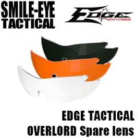 EDGE TACTICAL OVERLORS Spare lens