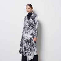 "DK18-01-H04/""Maison & Nico"" Asymmetry Coat/2 COLORS"