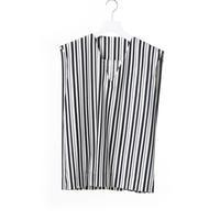 DK15-CS03-T03/Diorama Stripe Fine Jersey Tops