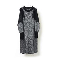 DK16-K01-O02/CATY Knitwear Dress