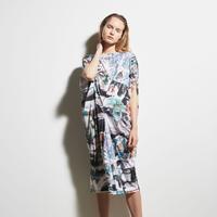 "DK19-CS01-O07/""Cycles & Seasons""60C Modal Smooth Dress/1COLOR"
