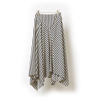 DK17-07-S02/BONOTTO STRIPES Skirt