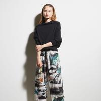 DV-017/Cotton Fleece Pullover/2 COLORS