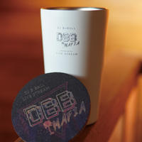 TUMBLER & COASTER SET - DBB MAFIA