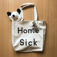 Home Sick M size Tote bag