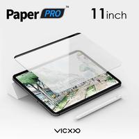 VICXXO Paper PRO(11インチ)ペーパーライクフィルム iPad Pro iPad air