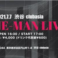 7/7 (水)D≠LIGHT 1st ワンマンライブチケット