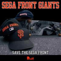 SEGA FRONT GIANTS / SAVE THE SEGA FRONT