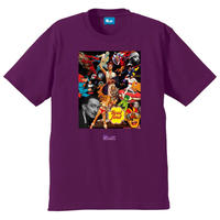 【現品のみ】NAGMATIC / REAL FIND vol.4 TEE + Digital Album -Purple-