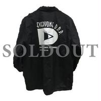 "【受注終了】DINARY DELTA FORCE ""EVERYONE D.D.D. LIVE'18"" ORIGINAL COACH JACKET"