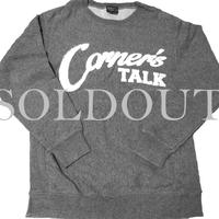 CORNER'S TALK SWEAT