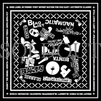 DLiP RECORDS ORIGINAL BANDANA
