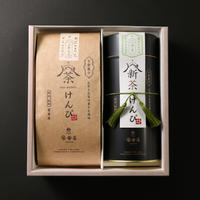 【限定セット】新荼けんぴ入  2つ詰合せ 《煎茶・ぶれんど》