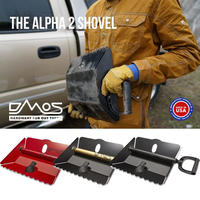 THE ALPHA 2 SHOVEL (3colors) DMOS19002