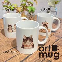 art mug みりん
