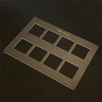 doArtミニ原画用テンプレート※透明アクリル製 2101710018120