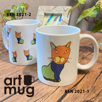 art mug KEN2021       2101730023500