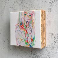 画人画廊WEB 第2会場 NO.019・わたなべとまり 2101730033899