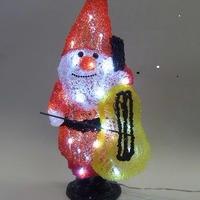 LED イルミネーション ディスプレイ 飾り 照明 ライティング クリスマス   チェロサンタ【L3D801】CR-85